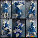 [YES] Pocari Roo Fullsuit by MoreFurLess