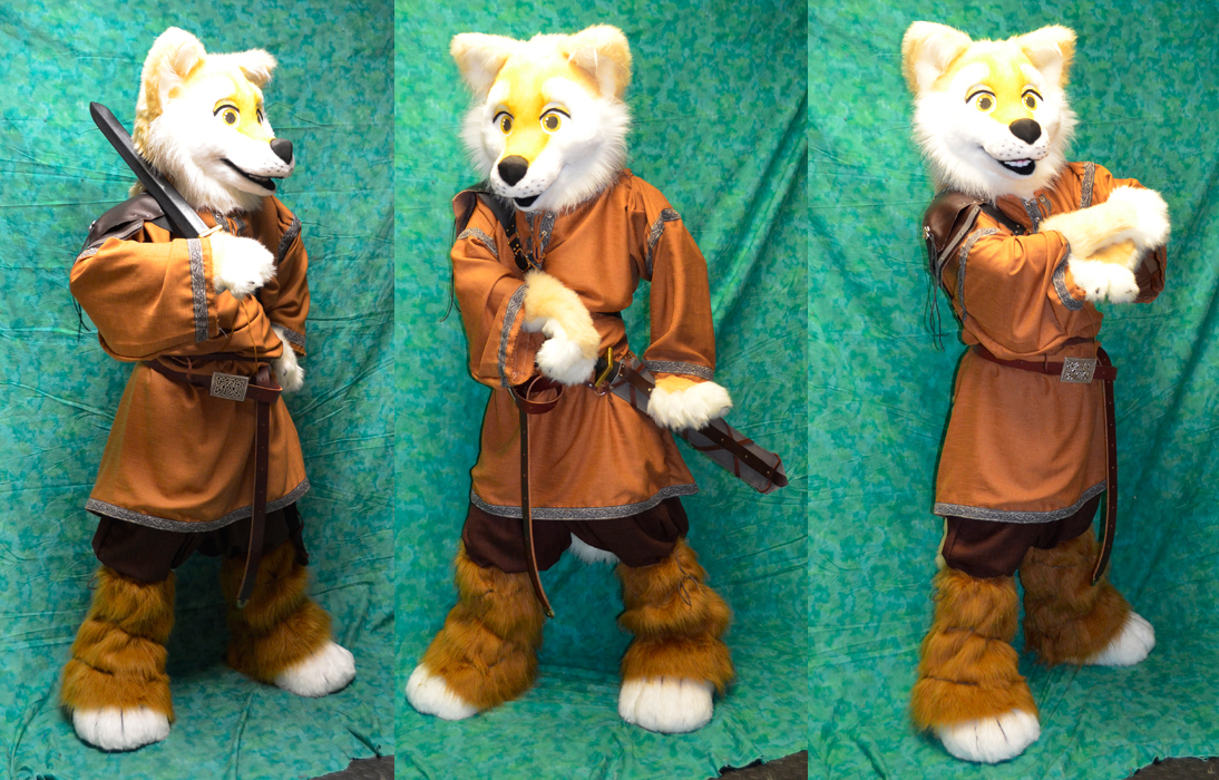 [YES] Sowulo Partial & Costume by Komickrazi Studios