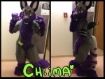 [YES] Chiima Digitigrade Fullsuit by Made by Mercury