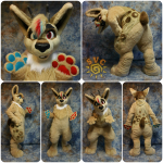 [YES] Digitigrade Fullsuit by SunnyValleyCreations