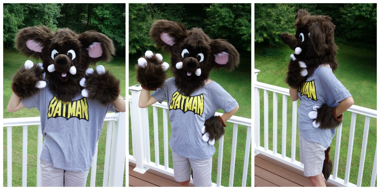 [YES] Mammoth Partial by SarahCat
