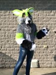 [YES] Blitz Partial by Frostbite Fursuits