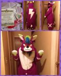 [YES] Riot Kigurumi by Mango Island Creations