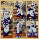 [YES] Lupita Digitigrade Fullsuit by Myrtle's Monsters