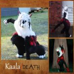 [YES] Kaala / Death Fullsuit by Clockwork Creature