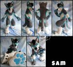 [YES] Sam Fullsuit by TwinkyArts