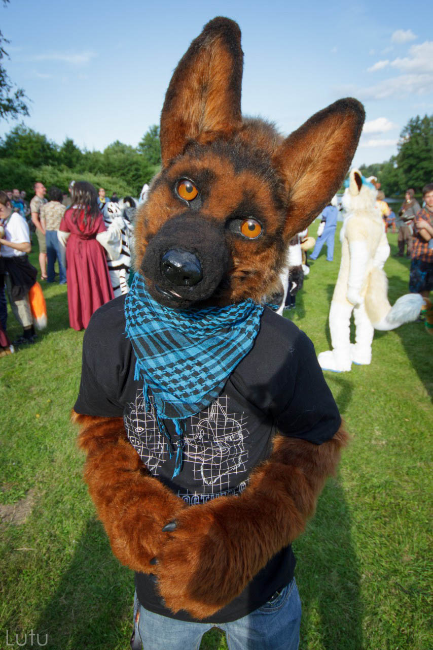 [YES] Cody GSD Partial by WMW66 Costumes
