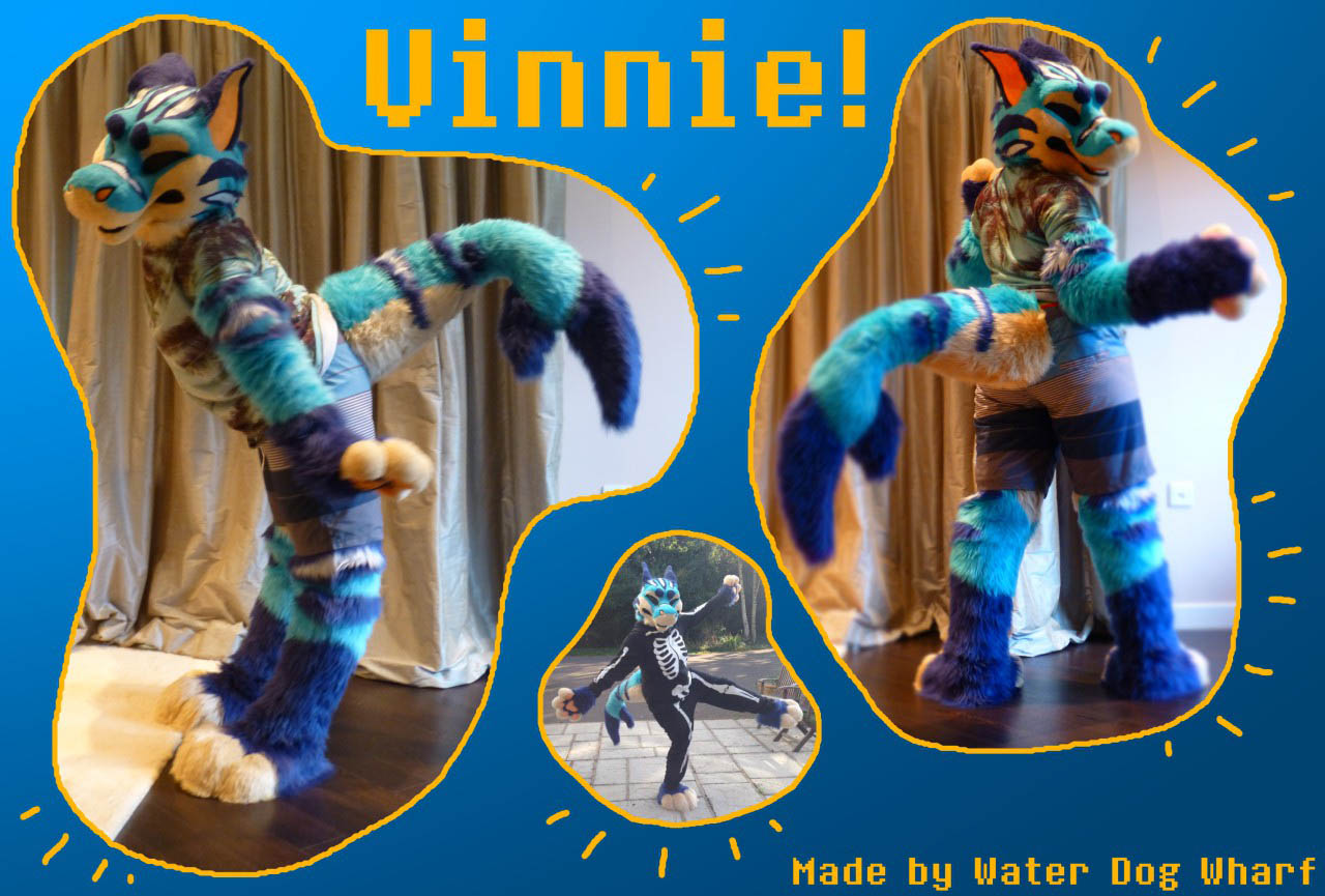 [YES] Vinnie Partial by Water Dog Wharf
