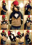 [YES] Bandit Ferret Partial by LKR Mascots