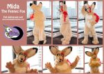 [YES] Mida Ashren Fennec Fullsuit by Onix Angel Creations