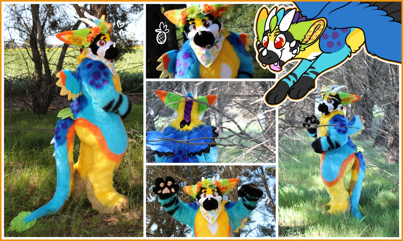 [YES] Rio Fullsuit by 8Bit-Works