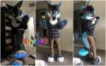 [YES] Kaiden Partial by Furtastic Studios