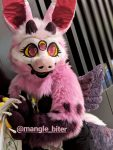 [YES] Mangle Biter Partial by Creature Creations and Costumes