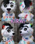 [YES] Kira the Rainbow Snow Leopard Fullsuit by Lucifur Creations