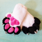 [YES] Candy Bobtail 5-Finger Handpaws by Cottage_Moss