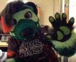 [YES] Wasabi Ferret Partial by Neon-Paw Creations ❖