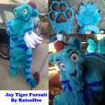 [YES] Jay Tiger Fullsuit by Ratcoffee