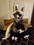 [YES] Ezhevika partial by MoreFurLess