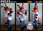 [YES] Foxxy Dogfoxx Partial by Saigo Zangetzu