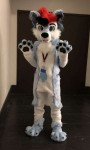 [NO] Zaros Wolf Fursuit by Lemonbrat