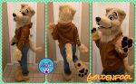 [YES] Goldenfool Partial by Coonec Creations