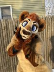 [YES] Artistic Liberty Lioness Fullsuit by Sammy Smiles Works