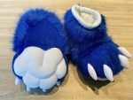 [YES] Emile's Feetpaws by Furry Fursuit Maker