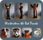 [YES] Winterstern Red Panda Fullsuit by Whitewing Creations
