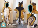 [YES] Flicker Dog Kigu by Critter Workshop