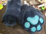 [NO] Fremont Feetpaws by Sugar N Spice Costumes