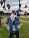 [YES] Cali Partial by Crusher Costumes