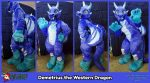 [YES] Demetrius Western Dragon Fullsuit by Onix Angel Creations