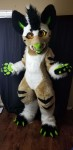 [NO] Saru Digitigrade Fullsuit by Pyrope Costumes