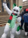 [YES] Tuli the Christmas Bori Fullsuit by Liquid Sunshine Design