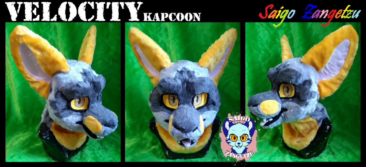 [OK] Velocity Kapcoon Head by SaigoZangetzu