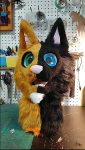 [YES] Felix Travers Partial by Nova Fur