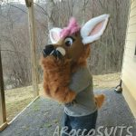 [YES] Elle Tufted Deer Partial by ARocco Suits