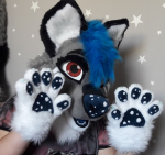 [YES] Nottelie Wolf Partial by Nijak Play Art