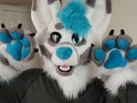 [YES] Camber the Wolf Partial by ThunderHowl Studios
