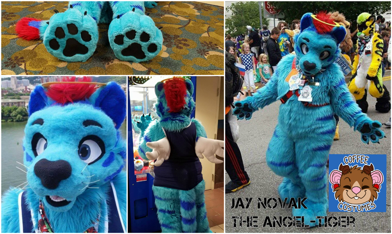 [YES] Jay Novak II Fullsuit by Ratcoffee