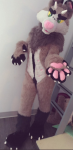[YES] Milky Plantigrade Fullsuit by Hounds Teeth
