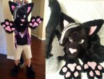 [YES] Darkstar Partial by Sassy Pup Creations