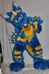 [YES] Ampere Dragon Fullsuit by TunnsySaysIDK