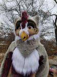 [YES] Aeryl The Owl Fullsuit by Pajama Cat Studio