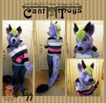 [YES] Fizz Partial by CantOfTogs