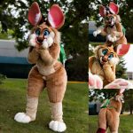 [YES] Fen the Fox Fullsuit by Pin & Needle Works