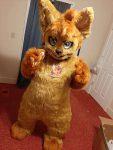 [YES] Hamtari Digitigrade Full Suit by Wild FuZz Studios