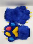 [YES] Rubix Dog Handpaws by Magik Mok's Emporium