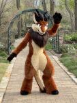[YES] Max the fullsuit Goat-Dragon by CFStudios