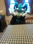 [NO] Jusbleu the Lynx Partial Lynx by Pyrope Costumes